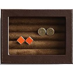 Cuff Link Display Case