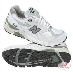 Women's New Balance 587 Lace Up for Cure Shoes