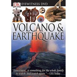Eyewitness Volcano and Earthquake DVD