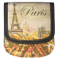 City of Paris Taxi Wallet