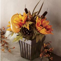 Fall's Bounty Arrangement