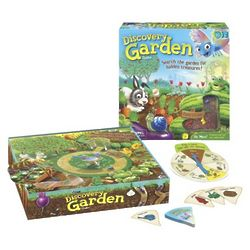 Kid's Discovery Garden Game