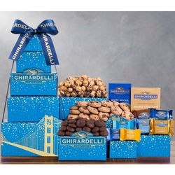 Ghirardelli Assortment Gift Tower
