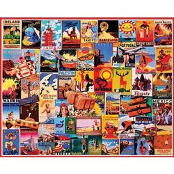 Travel Dreams 1000 Piece Jigsaw Puzzle