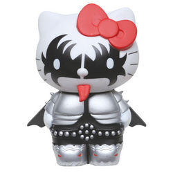 Vinyl Hello Kitty Kiss Demon Figurine
