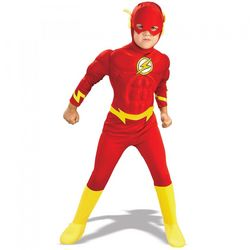 The Flash Muscle Chest Costume