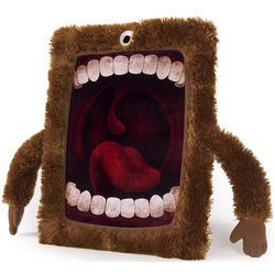 Cyclops Monster iPad Case