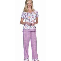 Camille Floral Pajamas