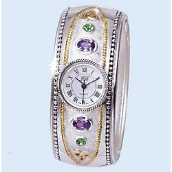Celtic Jewels Bangle Watch