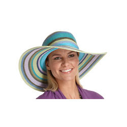 Coastal Sun Hat with UPF 50