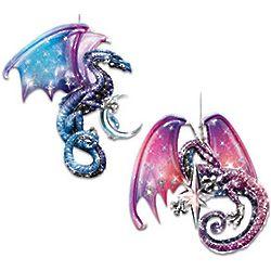 Celestial Dragons Ornaments - Set One