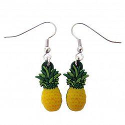 Psych Pineapple Earrings