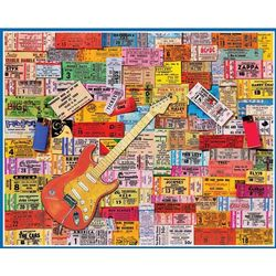 Rock and Roll Memories 1000 Piece Puzzle