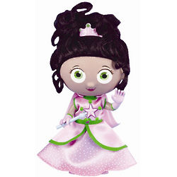 Super Why Style and Pose Princess Presto Doll