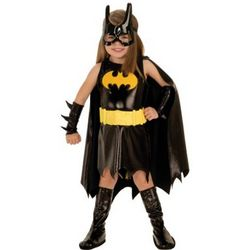 Toddler's Batgirl Costume