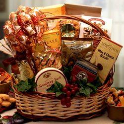 Bountiful Favorites Gourmet Gift Basket