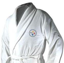 Pittsburgh Steelers Bathrobe