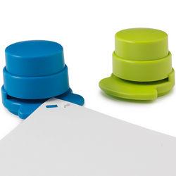 Staple-Less Stapler Set