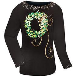 Holiday Irish Sensation Sweater