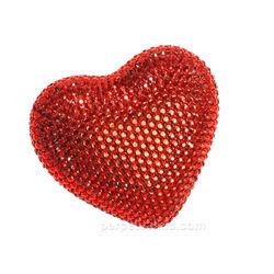 Bling Heart Paperweight