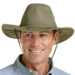 Men's Fossil Safari Sun Hat