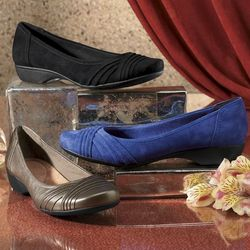 Propose Pixie Ballerina by Clarks Bendables