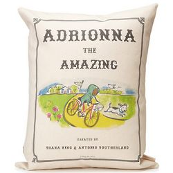 Amazing Storybook Personalized Pillow