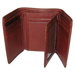 Double Trifold Wallet