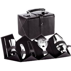 Travel Martini Shaker Set