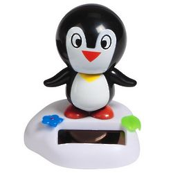 Penguin Solar Power Motion Toy