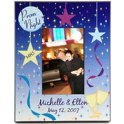 Elegant Prom Night Picture Frame