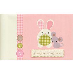 Sweet Baby Girl Grandma's Brag Book