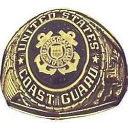 U.S. Coast Guard Ring