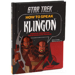 How to Speak Klingon Book