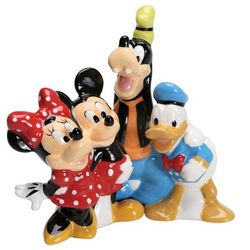 Disney Characters Salt and Pepper Shakers
