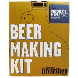 Brooklyn Brew Chocolate Maple Porter Beer Making Kit