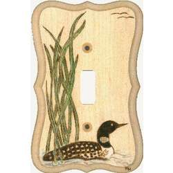Loon Switchplate