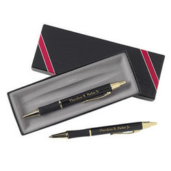 Personalized Monte Cristo Pen & Pencil Set