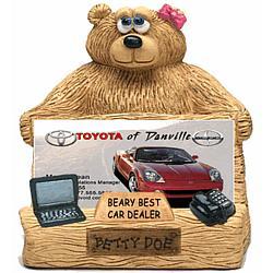 Car Dealer Business Card Holder