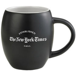 New York Times Established 1851 Mug