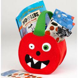 Jack-O-Treats Gift Basket