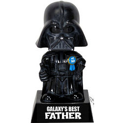 Galaxy's Best Father Darth Vader Bobblehead