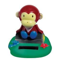 Monkey Solar Power Motion Toy