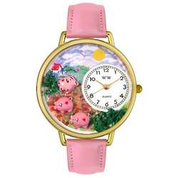 Pigs Watch with Miniatures