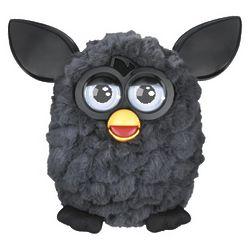 Black Furby Robotic Toy