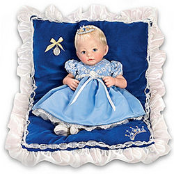 Princess Diana Tribute Baby Doll