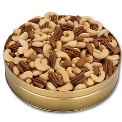 Imperial Nut Mix 2 Pound Gift Tin