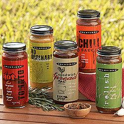 Gourmet Condiment Gift Set