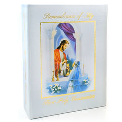 Girl's Traditions First Communion Photo Album
