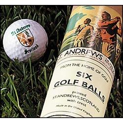 St Andrews Golf Balls